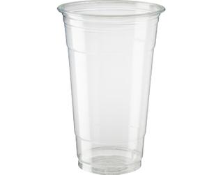 700ml PET (MC24) PLASTIC CUPS (600)