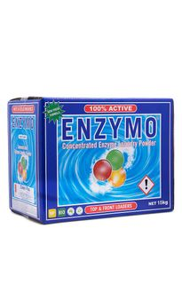 ENZYMO LAUNDRY POWDER 15kg BOX