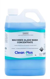 MACHINE GLASSWASHING DETERGENT 5 LITRE