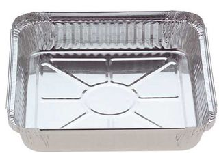 7223 (360) LGE SQ FOIL CONTAINERS (200)