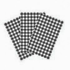 GREASEPROOF BLK SQUARE 43x33cm (800)