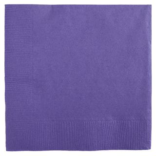 PURPLE 2PLY LUNCHEON SERVIETTES (2000)