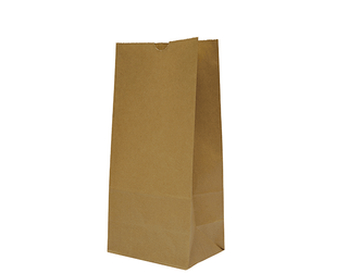 "BROWN PAPER BAG ""8"" 310x160x100 (1000)"