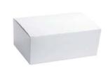 PLAIN LARGE SNACK BOXES (250)