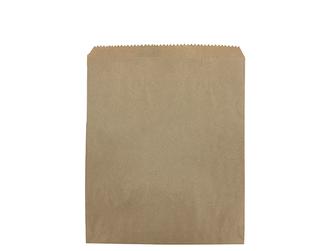 3lb FLAT/LONG BROWN BAGS 200x235 (500)