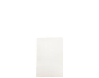 1 lb FLAT WHITE PAPER BAGS 140x170 (1000