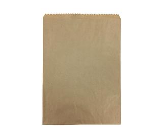 6lb BROWN SATCHEL BAGS 380x152x89 (500)