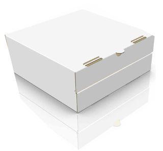 """10"""" HEAVY DUTY CAKE BOXES (50)"""
