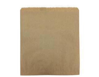 4 lb FLAT BROWN BAGS 235x280 (500)