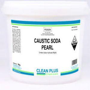CAUSTIC SODA PEARL 20KG