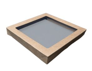 LID TO SUIT CATERING TRAY #5 (100)
