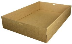 CATERING TRAY #2 359x252x80mm (100)