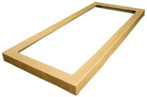 LID TO SUIT CATERING TRAY #3 (50)