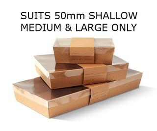 SLV TO SUIT 50mm -MED/LGE(50)BROWN