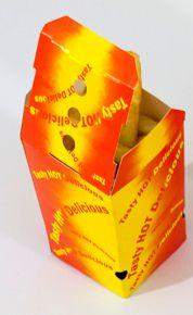 CHIP BOX SMALL 70x70x105mm (500)