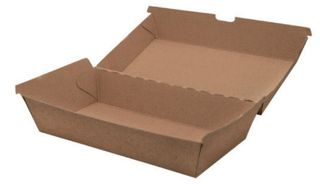 PAPER BOARD SNACK LARGE 205x107x77mm(200