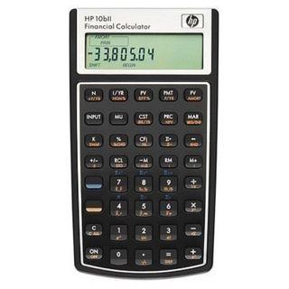 HP 10BII+ calculator