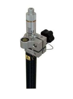 Carbon fibre GPS survey pole