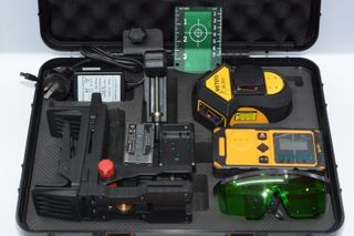 Metsys 360G green multiline laser KIT
