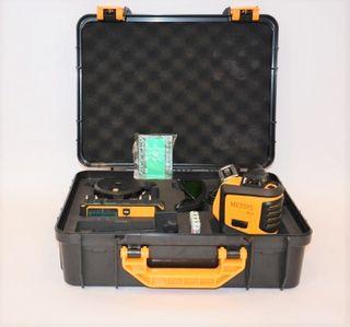 Metsys ML3G green multiline laser kit
