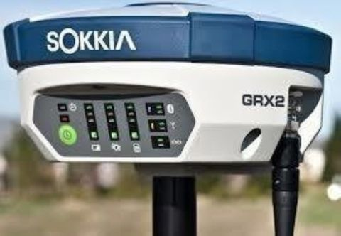 Sokkia GRX2 gnss gps receiver
