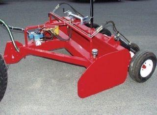 Md-1500-4B laser grader (Basic model)