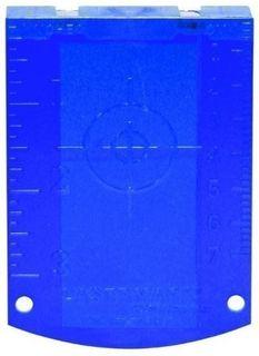 Blue magnetic grid target