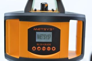 Metsys RL30 Dual grade laser w mm sensor