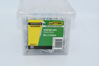 OTTER ROOFING NAILS TWISTED 2kg