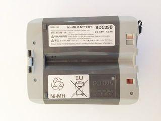 BDC 39B Rechargable Battey