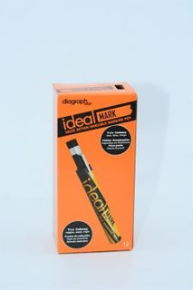 Black Ideal Markers. (Single)