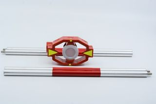 Mini prism pole system