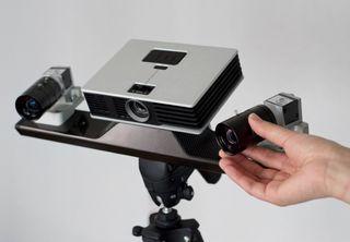 POLYGA  Carbon 3D scanner Colour