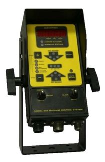 Laser-Tech 305 Dozer control system