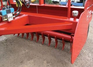 Ripper Bar for MD1500 laser grader