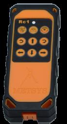 Metsys remote control for RL30HV