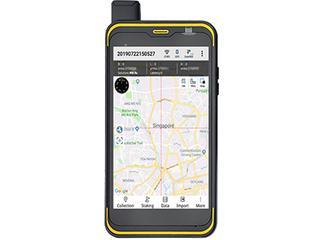 Qmini A7 High precision GIS Handheld