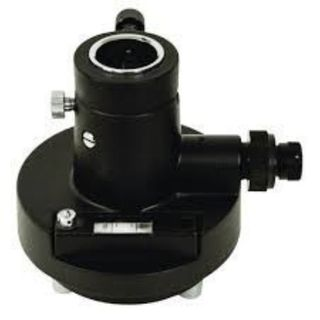 Rotating adaptor with OP