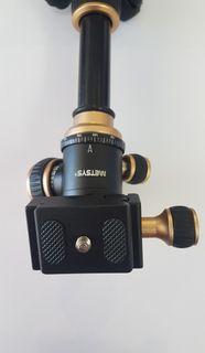 Metsys 54cm aluminium camera tripod