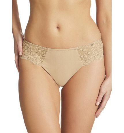 FINE LINES SILHOUETTE THONG