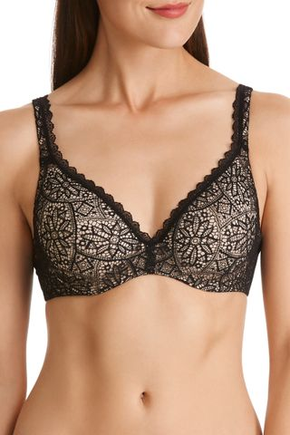 BERLEI BARELY THERE LACE CONTOUR BRA