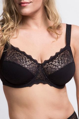 SIMONE PERELE CARESSE FULL CONTROL - BLACK