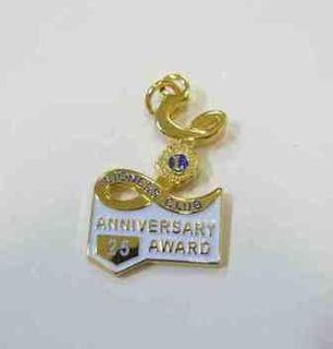 Lioness 25yr Anniversary Award