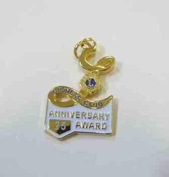 Lioness 40yr Anniversary Award