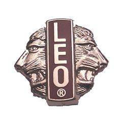 Leo Club Alpha Lapel Tack