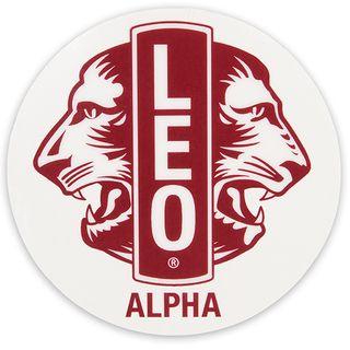 Leo Alpha Decal
