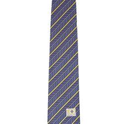 Centennial Silk Tie Blue
