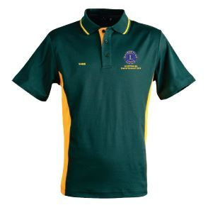 MD Council Mens Polo M