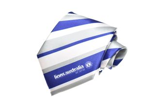Lions Aust Tie - Stripe