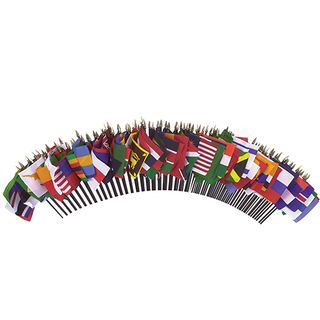 International Flags Set Only